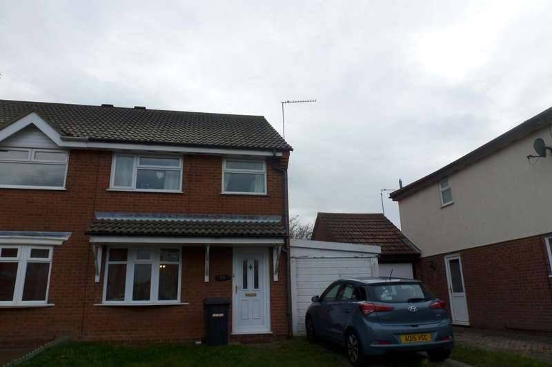 3 Bedrooms Semi Detached House for rent in Portsch Close, Carlton Colville, Lowestoft