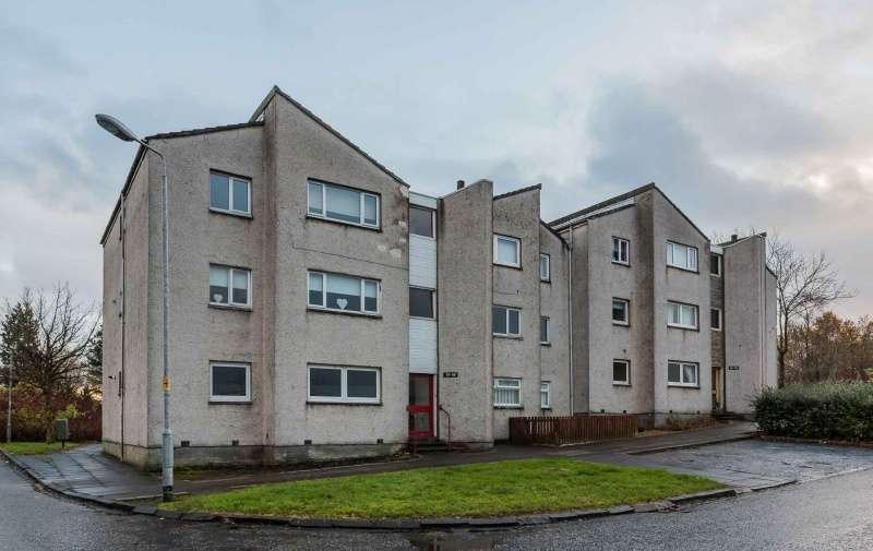 2 Bedrooms Flat for sale in Morar Drive, Condorrat, Glasgow, G67 4LQ
