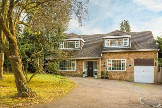 5 Bedrooms Detached House for sale in Seasons, Chiltern Hill, Chalfont St Peter, Buckinghamshire