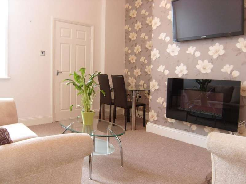 3 Bedrooms Apartment Flat for rent in Grosvenor Road, Newcastle Upon Tyne
