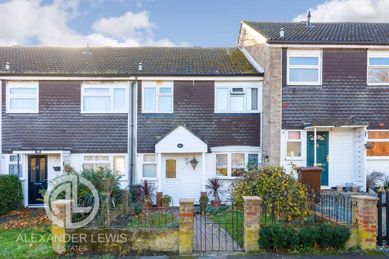 3 Bedrooms Terraced House for sale in Oakhill, Letchworth, SG6 2RB