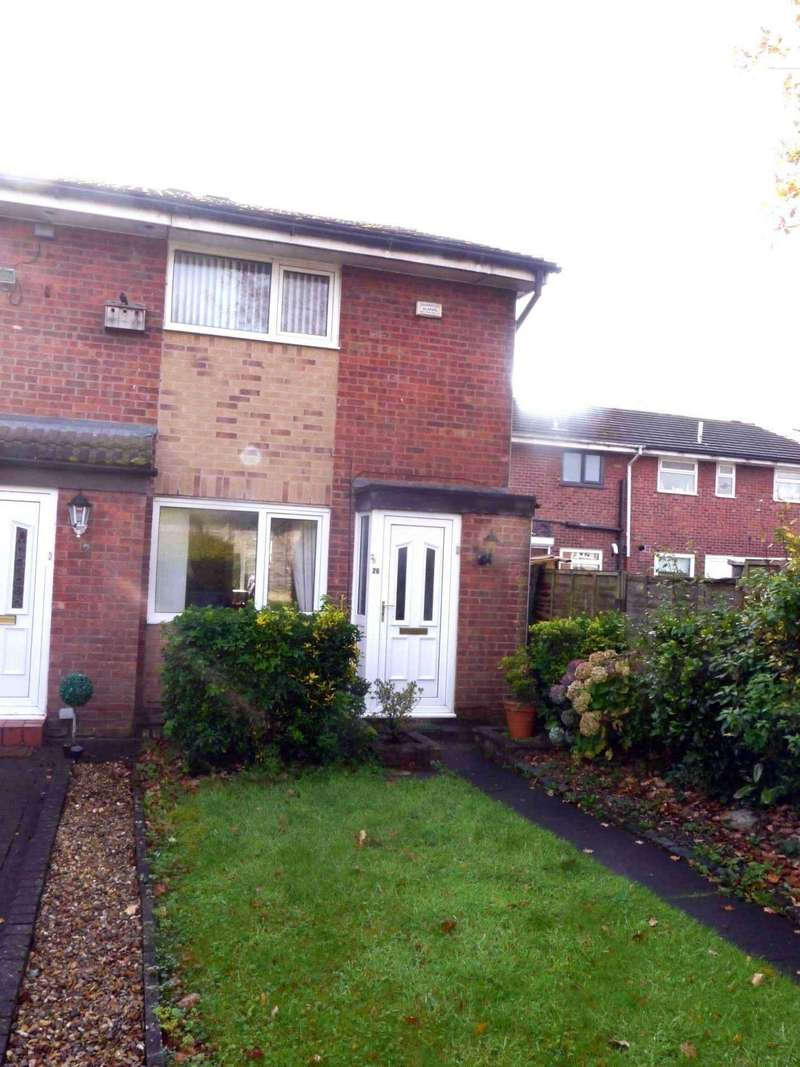 2 Bedrooms Town House for sale in Green Meadows, Westhoughton