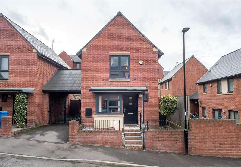 2 Bedrooms Detached House for sale in Daisy Grove, Sheffield, South Yorkshire, S5
