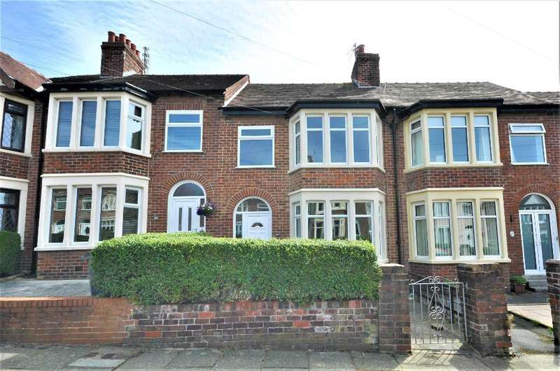 3 Bedrooms Terraced House for sale in Baldwin Grove, Blackpool, Lancashire, FY1 6QF