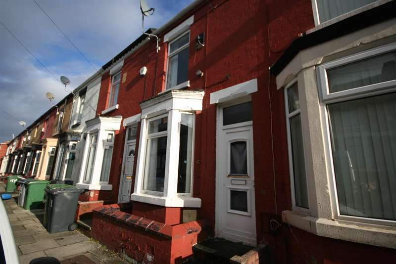 2 Bedrooms Terraced House for sale in Yelverton Road, Birkenhead, CH42 6PE
