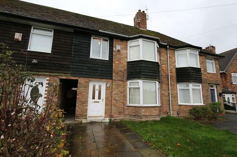 3 Bedrooms Terraced House for sale in Blackrod Avenue, Liverpool, Merseyside, L24