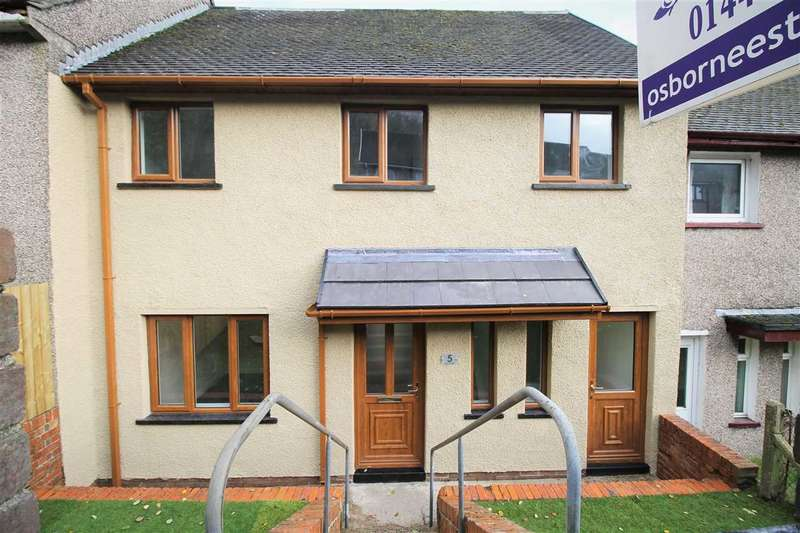3 Bedrooms Semi Detached House for sale in Heol Horeb, Cymmer, Porth