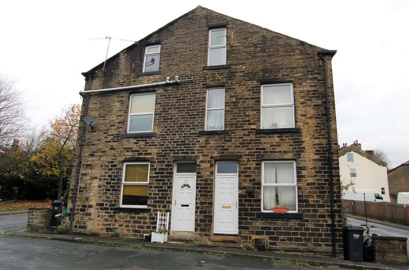 1 Bedroom End Of Terrace House for sale in A 2, Aspinall Street, Hebden Bridge, HX7