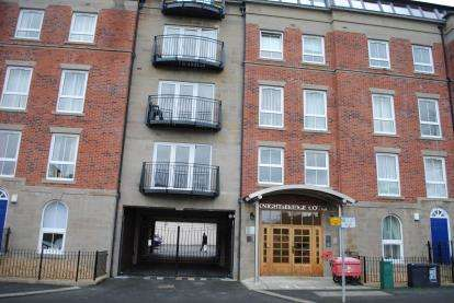 2 Bedrooms Flat for sale in Knightsbridge Court, Palmyra Square North, Warrington, Cheshire, WA1