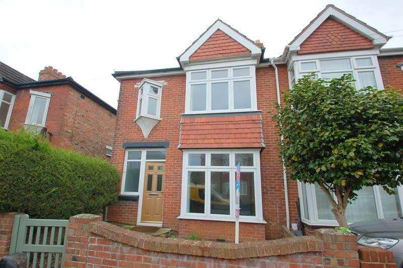 3 Bedrooms Semi Detached House for sale in Kensington Road, Gosport