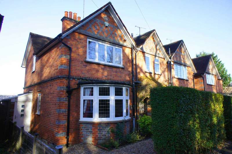 3 Bedrooms Semi Detached House for sale in Upper Redlands Road, Reading