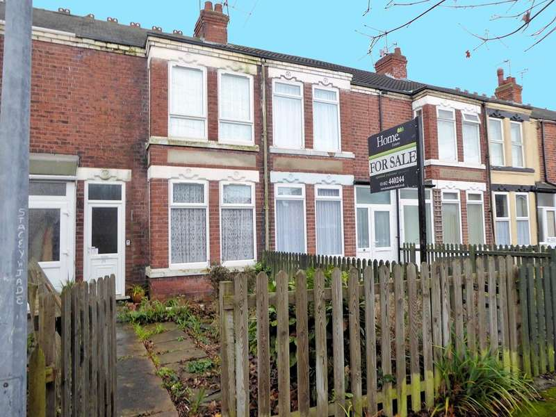 2 Bedrooms House for sale in Warneford Gardens, Hull, HU5 3SX
