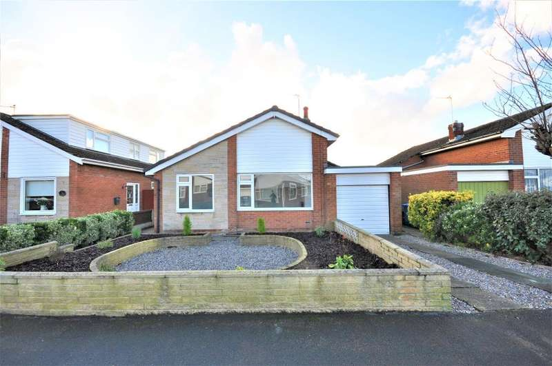 3 Bedrooms Detached Bungalow for sale in Otley Road, St Anne's, Lytham St Anne's, Lancashire, FY8 3QX