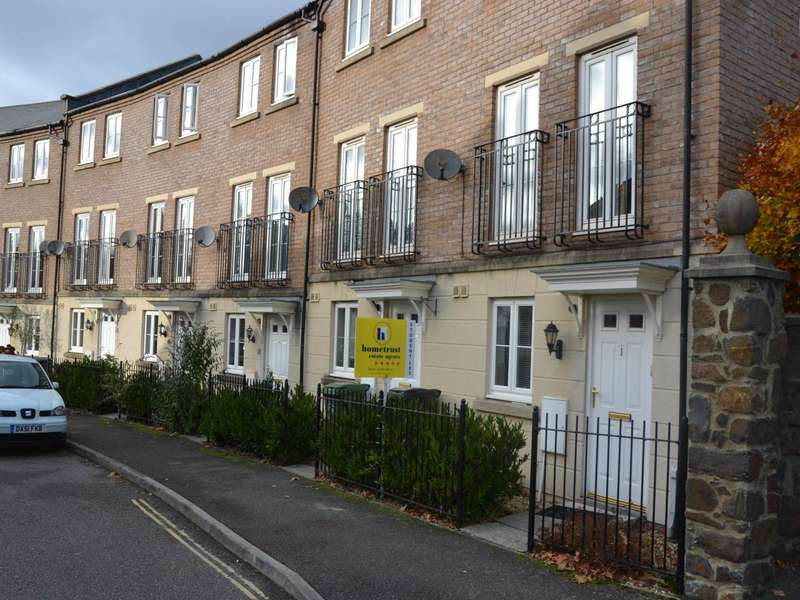 4 Bedrooms House for rent in 1 Fleming Way, Exeter,