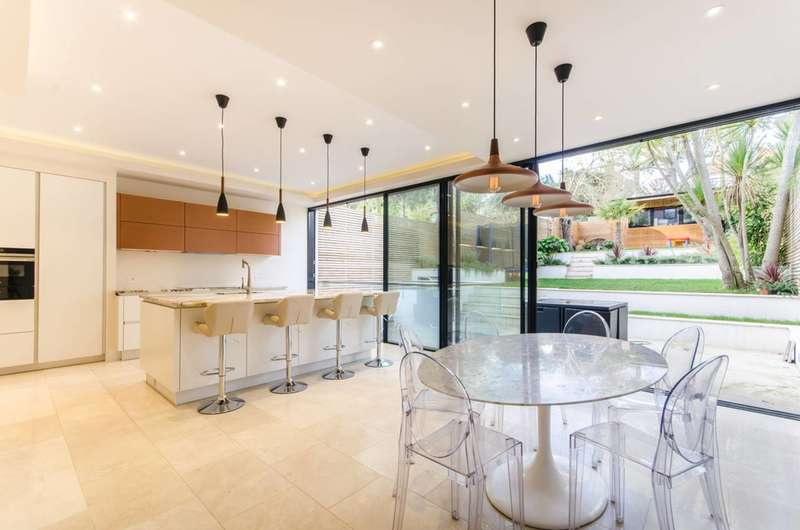 5 Bedrooms House for rent in Dora Road, Wimbledon, SW19