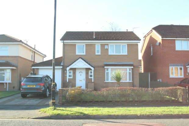 4 Bedrooms Detached House for sale in Barlow Road, Altrincham