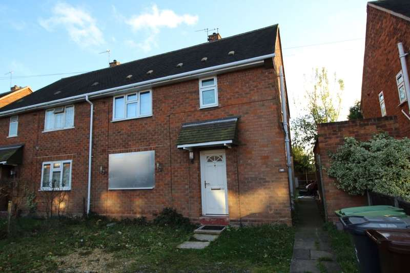 1 Bedroom Flat for sale in Townson Road, Wolverhampton, WV11