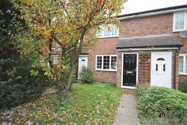 2 Bedrooms Terraced House for sale in Birchwood,, Chineham, Basingstoke,