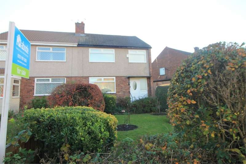 3 Bedrooms Semi Detached House for sale in Kirkstone Road West, Litherland, Merseyside, Merseyside