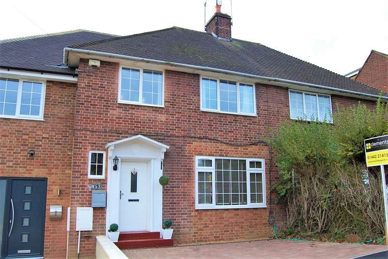 3 Bedrooms Terraced House for sale in Nash Mills, Hemel Hempstead