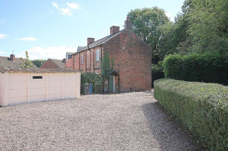 5 Bedrooms Cottage House for sale in Rose Cottage, Lichfield Street, Fazeley,B78 3QE