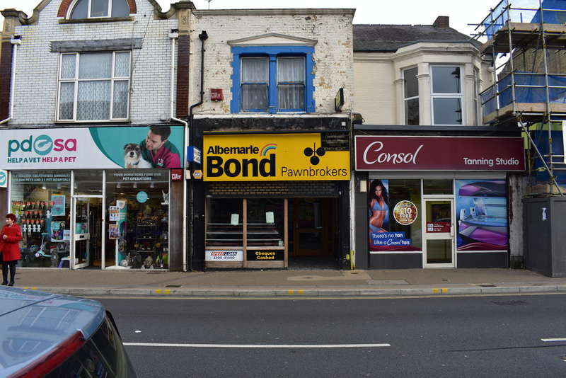 Land Commercial for rent in London Road, North End