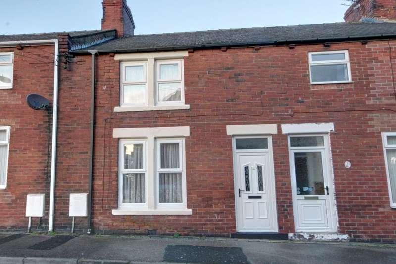 2 Bedrooms Property for sale in Oak Street, Houghton Le Spring, DH4