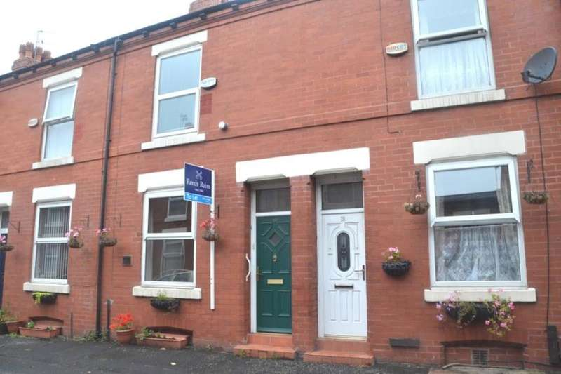 2 Bedrooms Terraced House for sale in Keswick Grove, Salford, M6