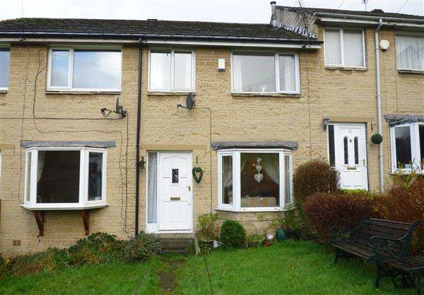 3 Bedrooms Town House for sale in Stones Lane, Golcar, Huddersfield