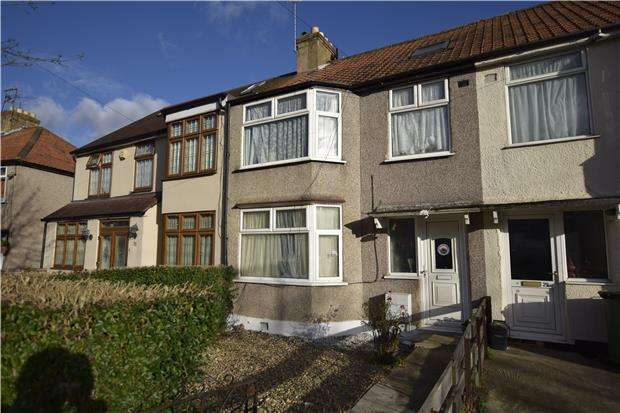 4 Bedrooms Terraced House for sale in Maple Avenue, HARROW, Greater London, HA2 8DG