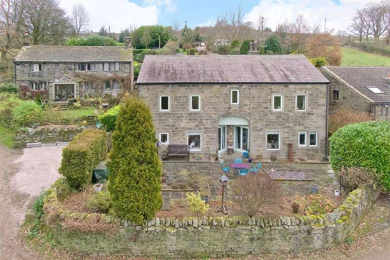 4 Bedrooms Barn Conversion Character Property for sale in Dixon Hill Barn, Oldfield