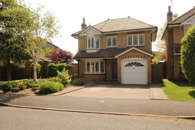 4 Bedrooms Detached House for sale in Alveston Drive, Wilmslow, SK9
