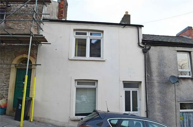 2 Bedrooms Terraced House for sale in Hill Street, Newport