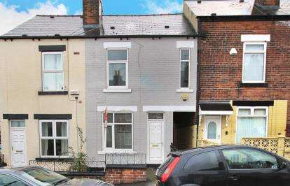 3 Bedrooms Terraced House for sale in Darwin Road, Sheffield, South Yorkshire