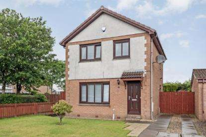 3 Bedrooms Detached House for sale in Flures Avenue, Erskine