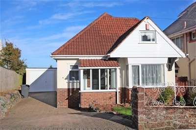3 Bedrooms Detached Bungalow for sale in Shorton Road, Paignton