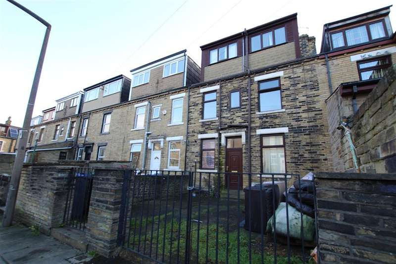 4 Bedrooms Terraced House for sale in Burdale Place, Bradford, West Yorkshire, BD7 2DA
