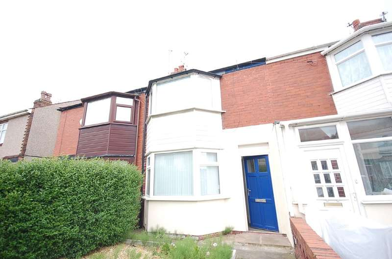 2 Bedrooms Terraced House for sale in Winton Avenue, Blackpool