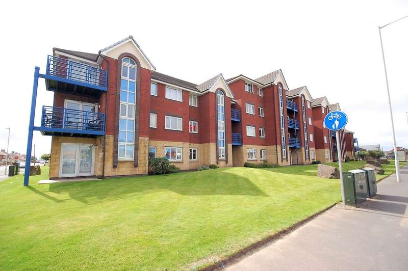 2 Bedrooms Flat for sale in Westgate Road, Lytham St Annes