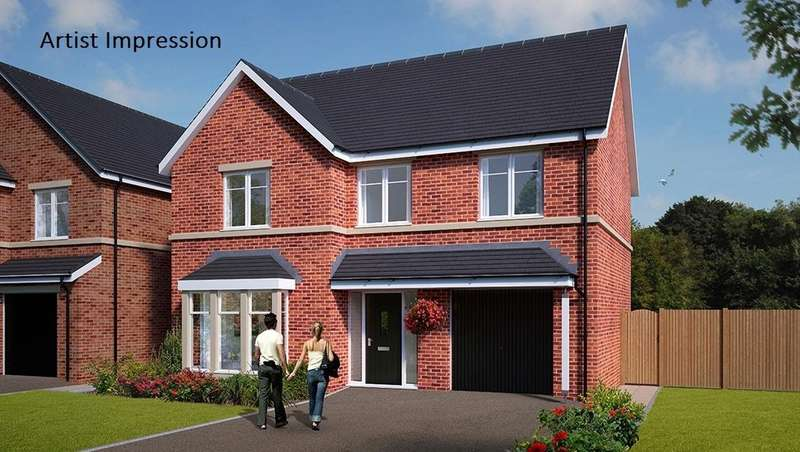 4 Bedrooms Detached House for sale in Standbridge Lane, Crigglestone, Wakefield