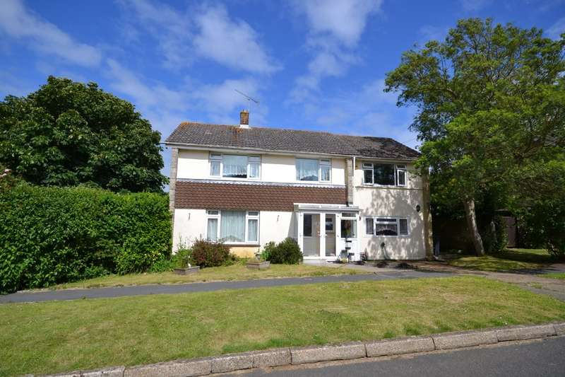 4 Bedrooms Detached House for sale in Godshill, Isle Of Wight