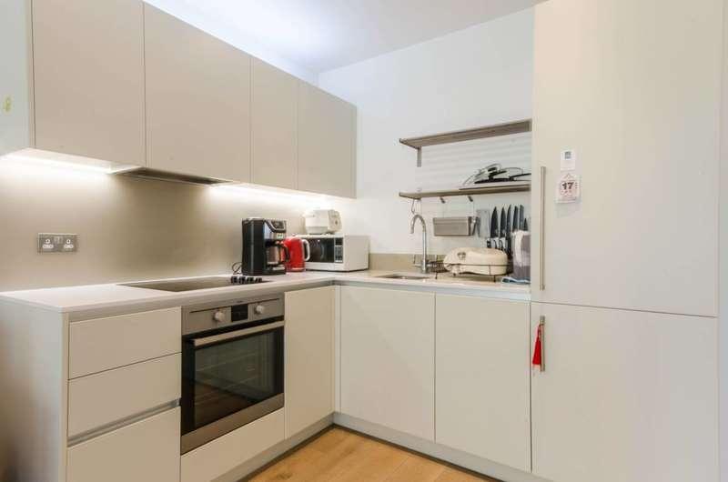 1 Bedroom Flat for sale in Ottley Drive, Kidbrooke, SE3