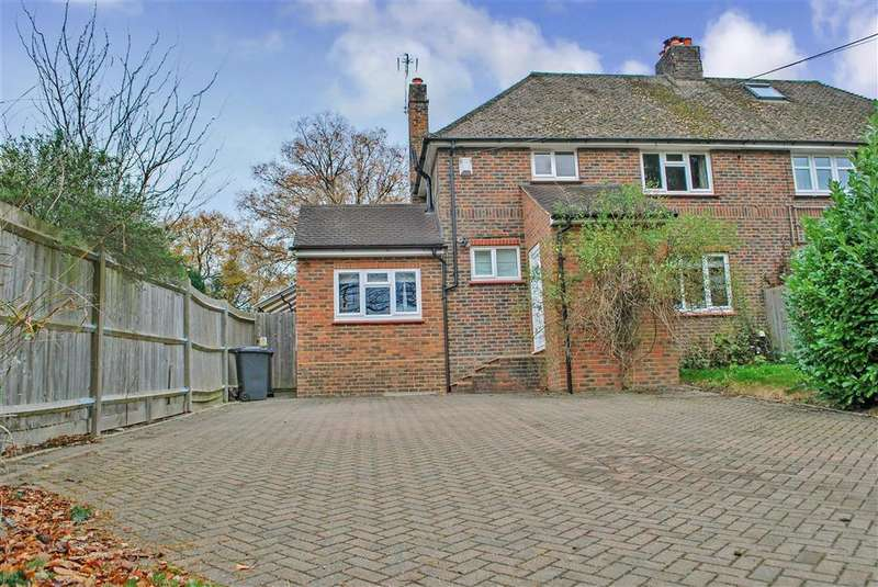 3 Bedrooms Semi Detached House for sale in Borers Arms Road, , Copthorne, West Sussex