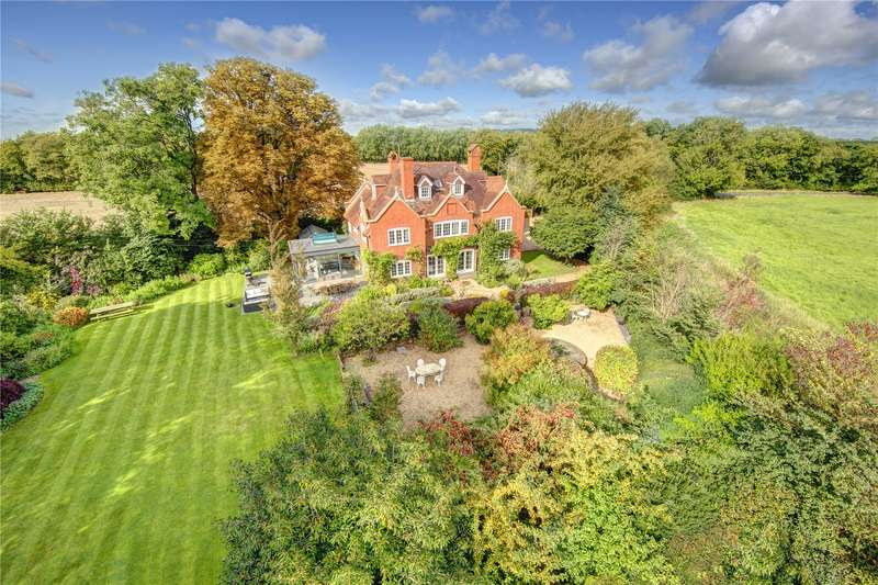 6 Bedrooms Detached House for sale in Ruscombe, Reading, Berkshire, RG10