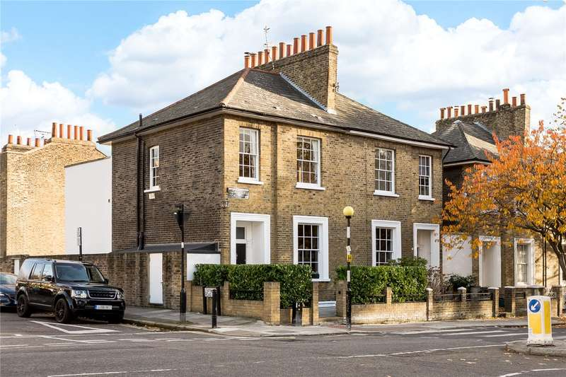 3 Bedrooms Mews House for sale in Hemingford Road, London, N1