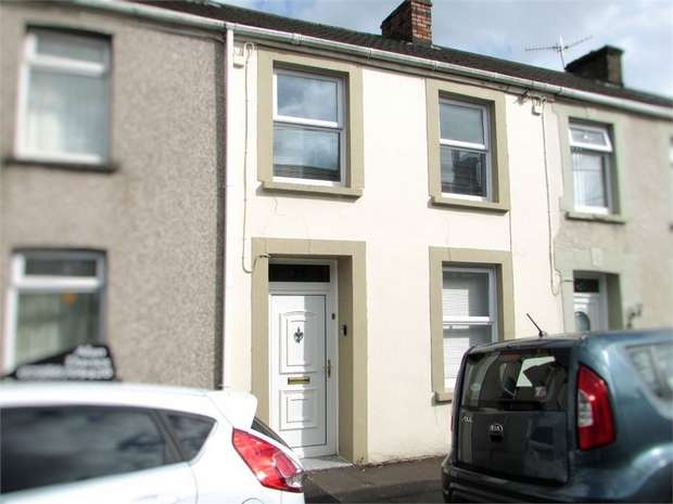 2 Bedrooms Terraced House for sale in Thomas Street, Briton Ferry, Neath, West Glamorgan