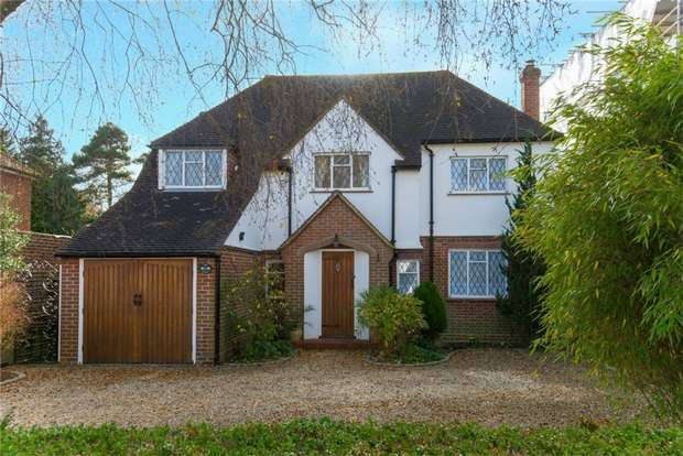 3 Bedrooms Detached House for sale in Pinewood Green, Iver Heath, Buckinghamshire