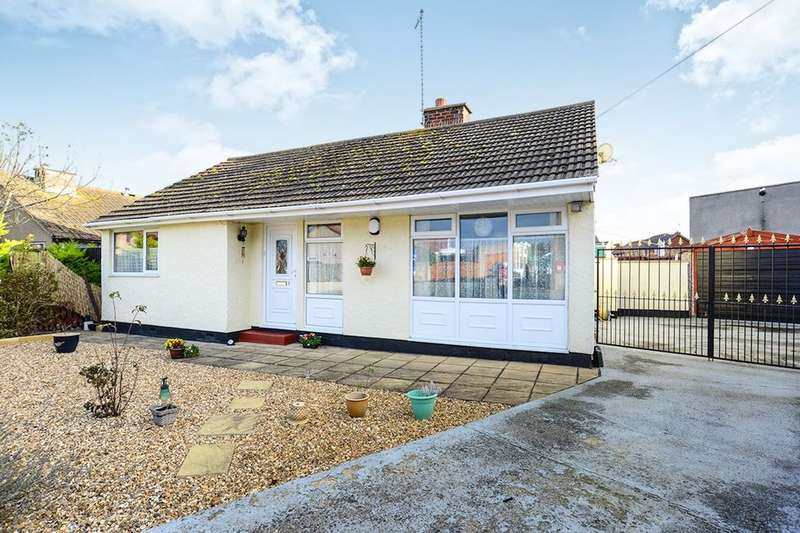 2 Bedrooms Detached Bungalow for sale in Harrison Drive, Kinmel Bay, Rhyl, LL18
