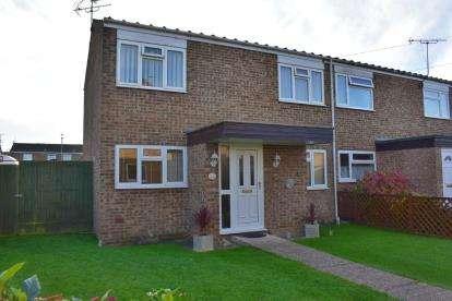 3 Bedrooms End Of Terrace House for sale in Hampden Road, Stoke Mandeville, Aylesbury, Buckinghamshire