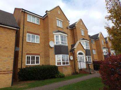 1 Bedroom Flat for sale in Kempster Close, Bedford, Bedfordshire